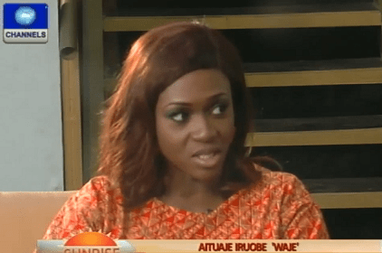 """Onye"" Is A Funny Video About Infidelity, Says Soul Singer, Waje"