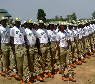 NYSC Collaborates With Government On Sanitation Exercise