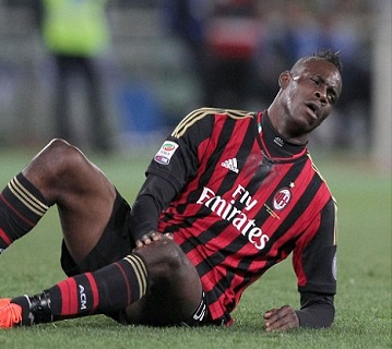 Liverpool Agrees Deal With AC Milan To Sign Balotelli