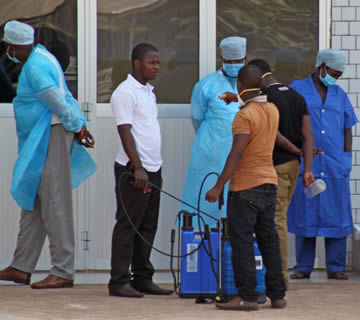 Ebola: Niger State Takes Measures To Stop Spread