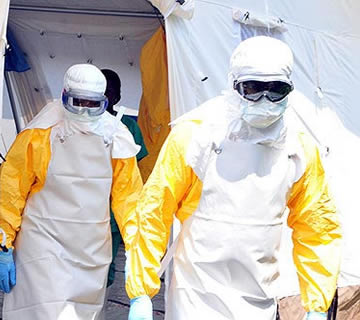 Nigerian Woman Suspected Of Ebola Dies In UAE