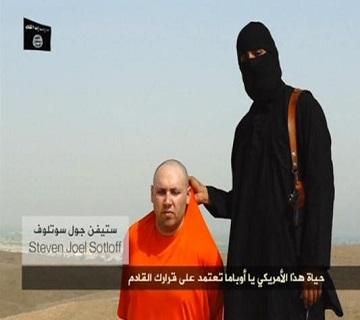 Islamic Insurgents Post Video Showing U.S Journalist's Beheading