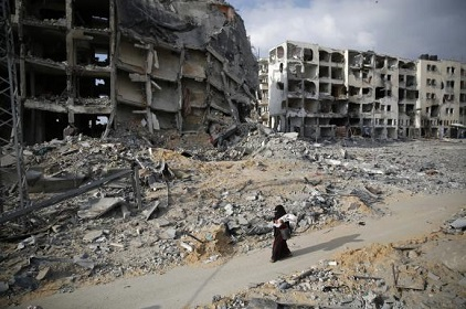 Gaza Crisis: Israel, Palestine Hold Indirect Talks In Cairo