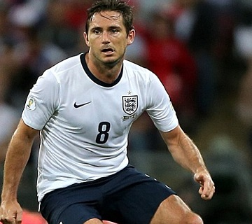 Lampard Calls Time On International Career