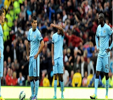 EPL Round-up: Stoke Shock Manchester City At Home