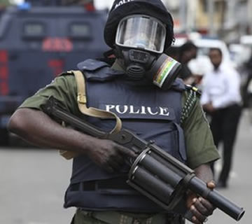 Police Say Security Forces Repelled Terror Attack On Bajoga