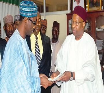Adamawa Governorship Aspirants Return Nomination Forms