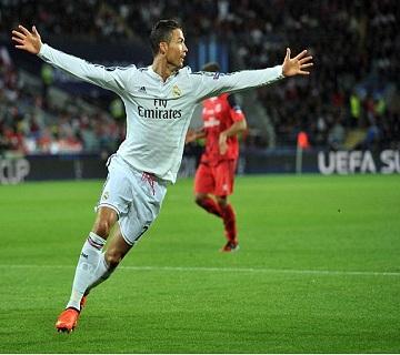 Christiano Ronaldo Wins 2014 FIFA Ballon d'Or