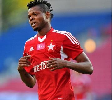 FIFA Clears Emmanuel Sarki To Play For Haiti