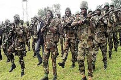 800 Nigerian Soldiers Return To Boost War On Terror