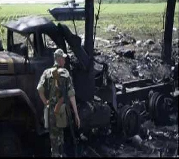 Ukraine Crisis: Refugee Convoy Hit by Rockets And Mortars
