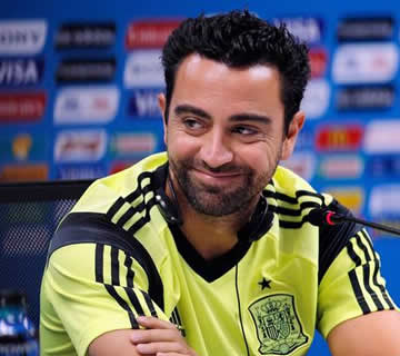 Xavi Retires From International Football