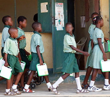 Abuja Schools Resume, Screen Pupils for Symptoms of Ebola Virus