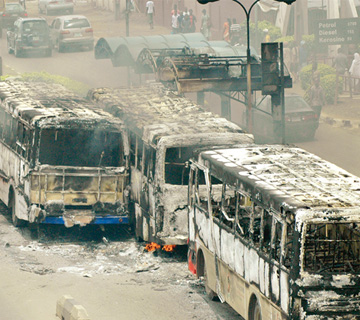 BRT-Soldiers Clash: Army Represented At Tribunal Sitting Day 2