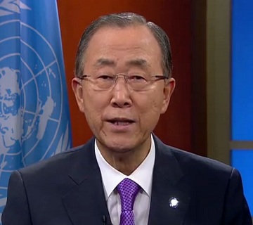 UN Scribe Expresses Solidarity With Nigeria In Fight Against Terrorism