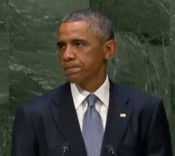 Obama Stresses Need To End Extreme Violence