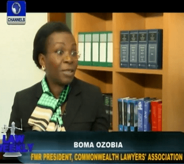 Law Weekly: Boma Ozobia Speaks On Possibilities Of More Responsive NBA