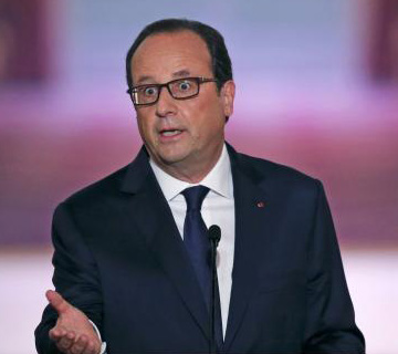 France To Set Up Military Hospital To Fight Ebola In West Africa