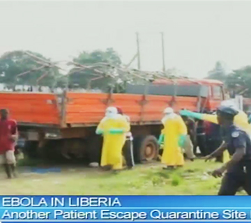 Ebola Seriously Threatens Liberia's National Existence – Minister
