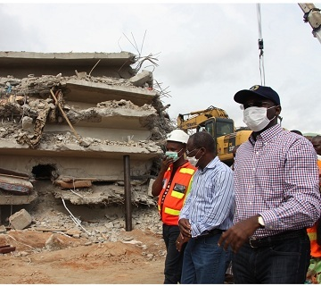 Synagogue Building Collapse: Police Say Controlled Demolition Possible