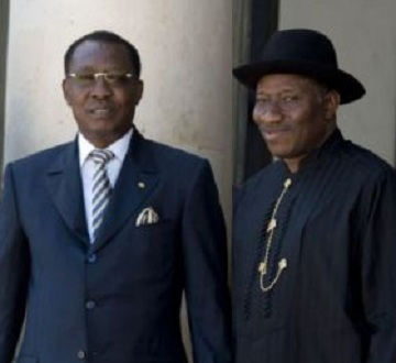 War On Terror: Jonathan To Hold Talks With Chad President