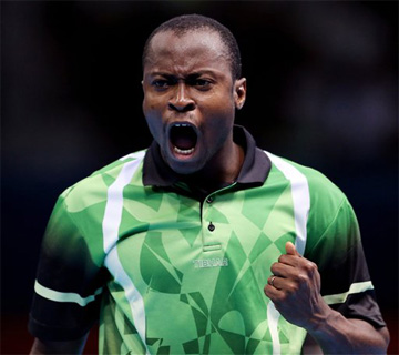 Table Tennis Queen, Oshonaike Solicits Support For Quadri
