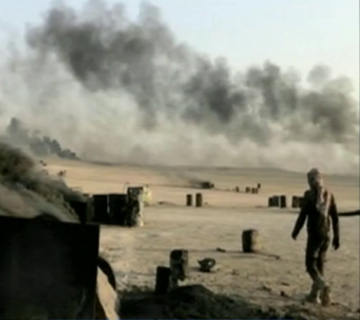 Islamic State Crisis: US Coalition Targets I.S Refineries In Syria