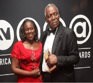 VIDEO: Joke Silva And Olu Jacobs Speak On Nigeria's Theatrical Scene