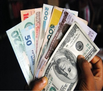 Nigerian Naira Firms On NNPC Dollar Sales