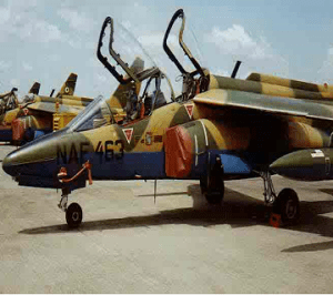 Nigerian Air Force jet declared missing