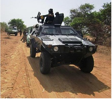 FG Deploy More Troops In North East