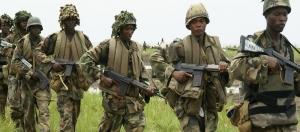 Nigeria Army.