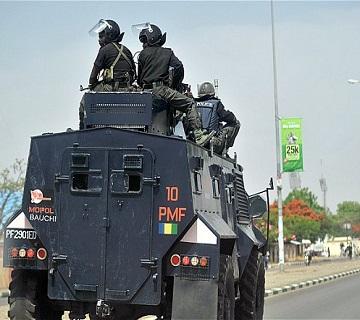 Ekiti Security: Police Place Men On Red Alert