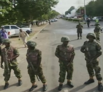 Insurgents Paid N3,000 To Rain Terror In Nasarawa – Army