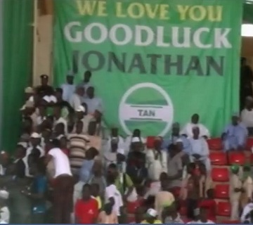 TAN Rally: North-east Region Supports Jonathan For Second Term