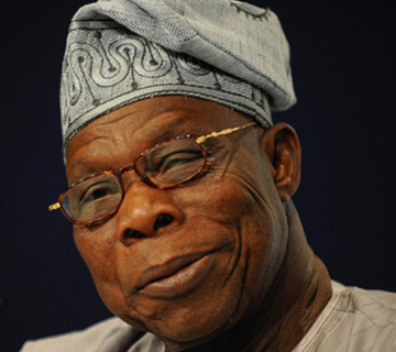 Obasanjo Advises FG On How To End Terrorism In Nigeria