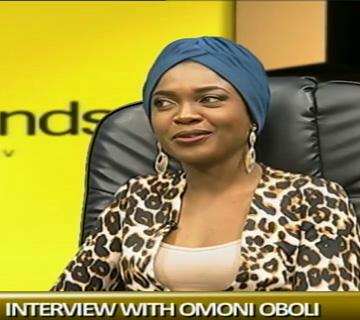 Being Married Has Helped Me In So Many Ways – Omoni Oboli