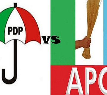 Edo State: Suspended PDP Lawmakers Unite With APC Counterparts