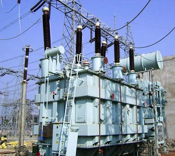 Power plant in NIgeria