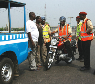 Motorists In Kaduna Accuse Road Safety Officials Of Extortion
