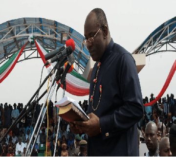 Bayelsa Assembly Endorses Dickson For Second Term