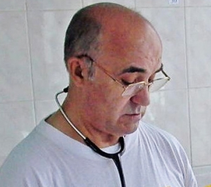 Spanish priest