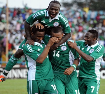 Super Eagles Confident Of Defeating Red Devils Of Congo