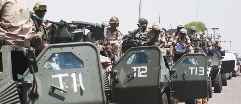 Nigerian Troops Stabilise Bama, Others