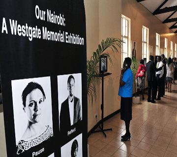 Kenya Marks Anniversary Of Westgate Mall Attack