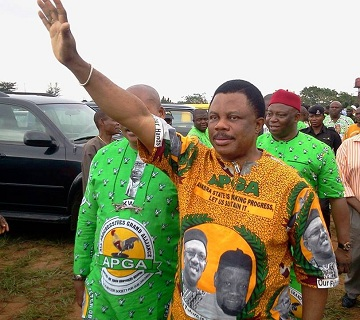 Anambra: Second Phase Of Operation Zero Pot Holes On Roads Begins