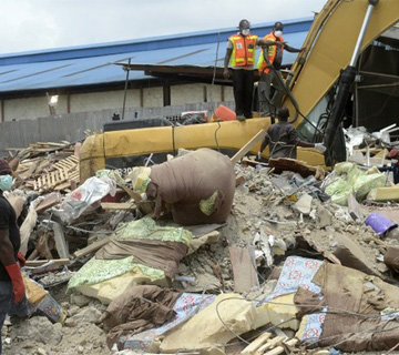 Coroner Summons Prophet T.B. Joshua Over Synagogue Building Collapse