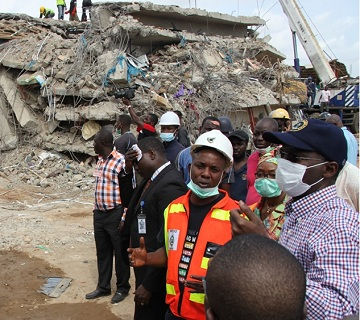 Fashola Says Synagogue Church Collapse Was Unfortunate