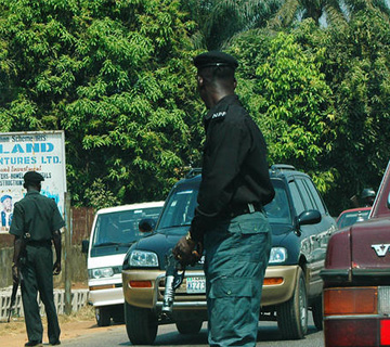 Police IG Says Ban On Road Block Still In Force