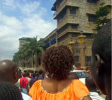 Collapsed Synagogue Building: 40 Confirmed Dead – NEMA